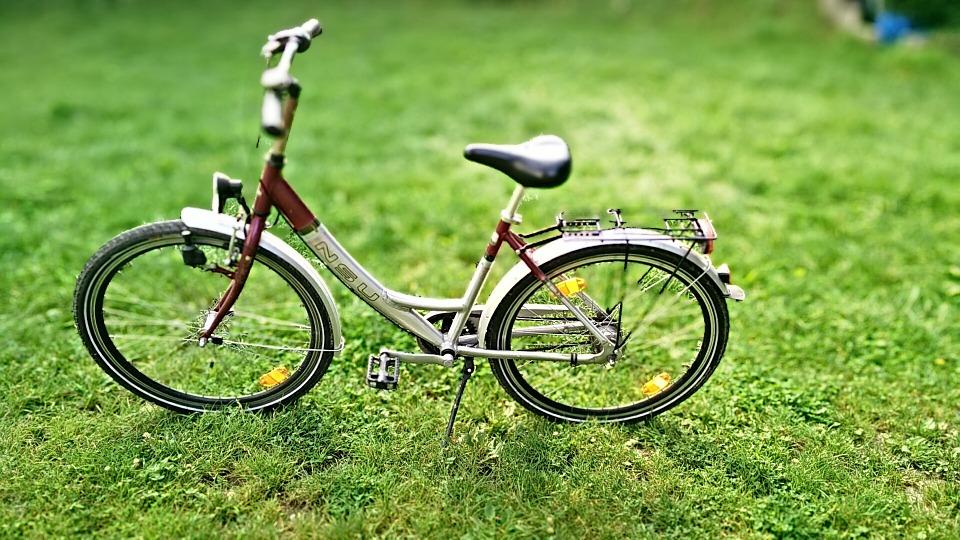 biciclette per bambini usate