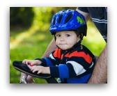 seggiolino bici usato