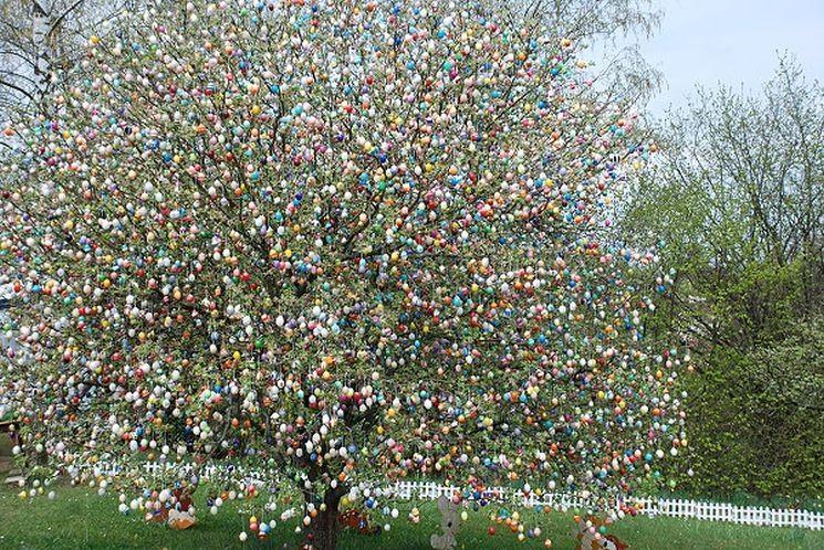 albero di Pasqua Volker Kraft
