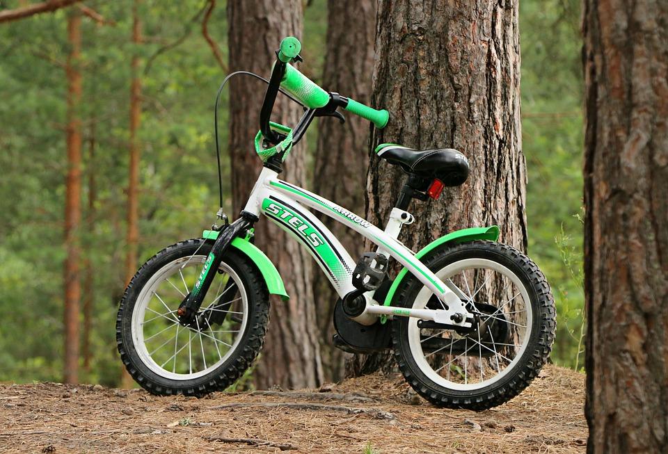 vendere bicicletta usata bimbo