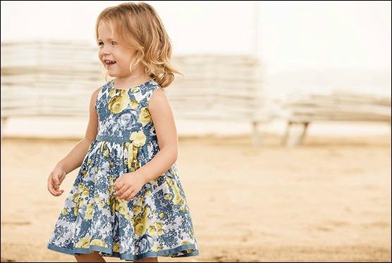 abbigliamento usato per bambini estate