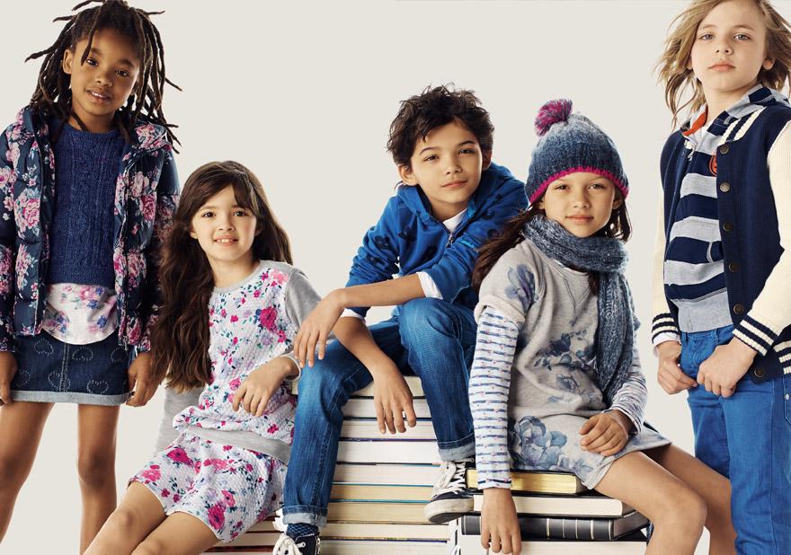 abbigliamento firmato bambini