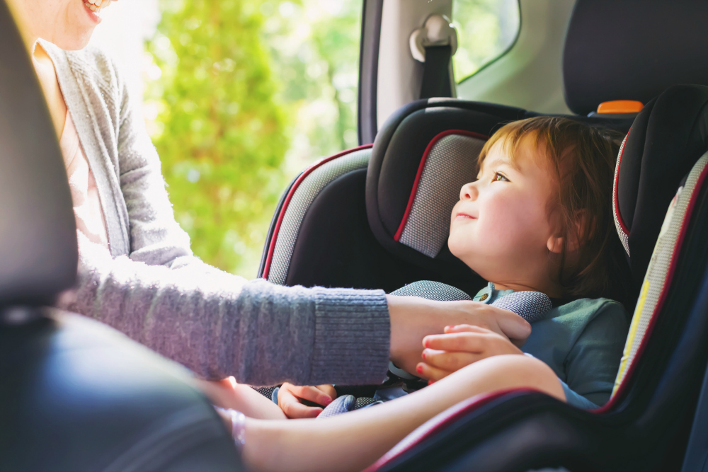 What To Do In Case Of An Auto Accident When Traveling With A Baby