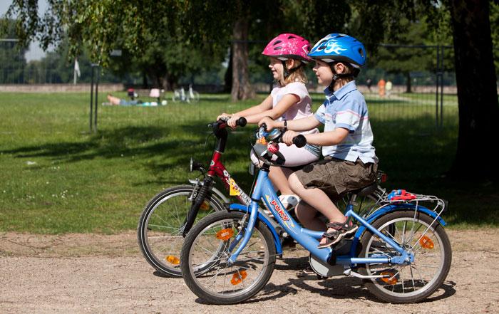 vendere biciclette usate bimbi