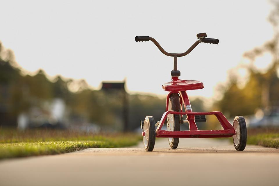 vendere triciclo usato