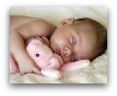 dormire bimbo
