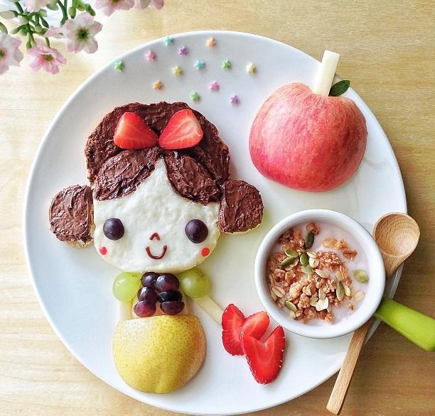 idee cibo bimbi