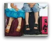 viaggiare bimbi
