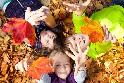 autunno bimbi
