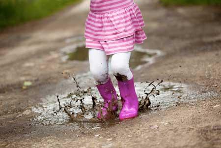 stivaletti pioggia