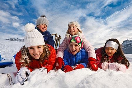 abbigliamento neve