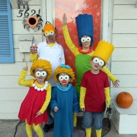 simpson costume