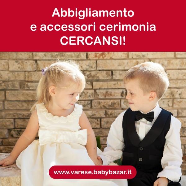 a423808a1e3fab Battesimi, Comunioni e matrimoni si susseguono a ritmo incalzante e, ogni  volta, bisogna pensare a come vestire i bambini e, soprattutto, ...