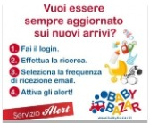 servizio alert baby bazar