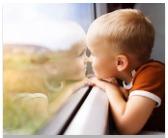 viaggi treno bimbi