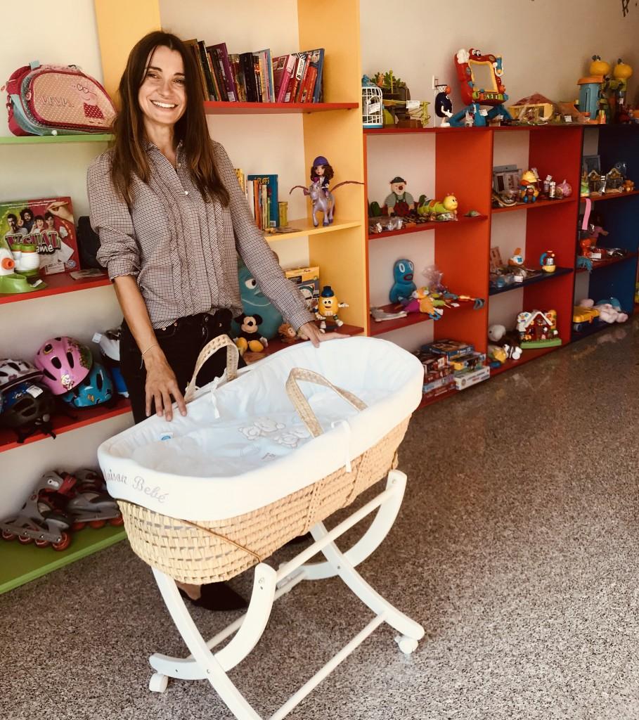 elena zauli baby bazar