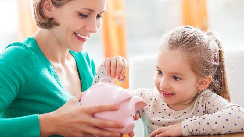 dare paghetta bambini