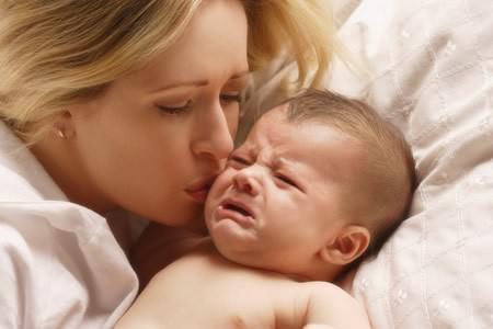 bambino non dorme
