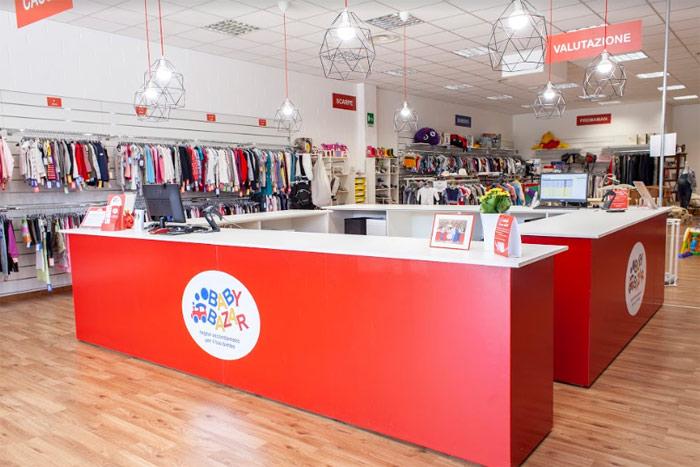 negozi usato bimbo