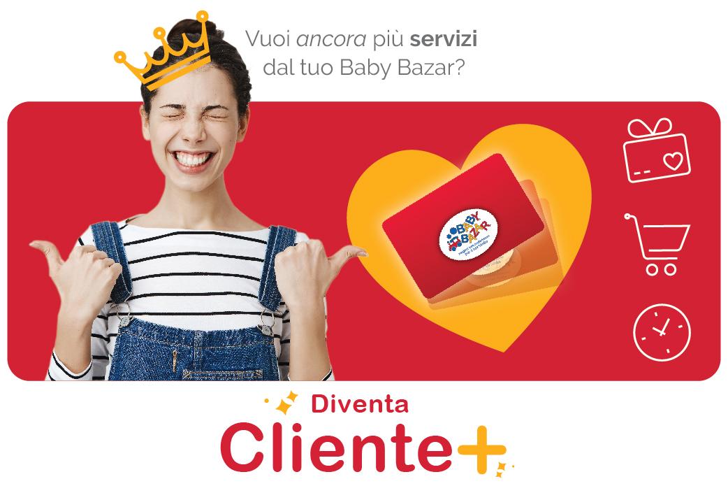 cliente + baby bazar vicenza