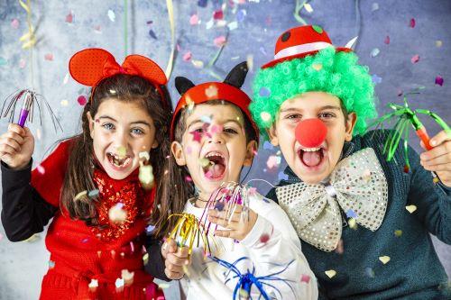 carnevale baby bazar