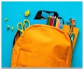 materiale scolastico baby bazar