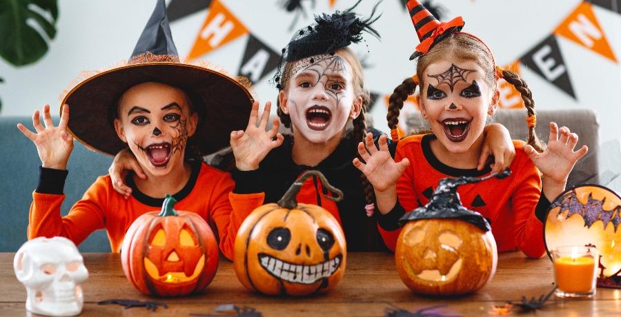 usato halloween bambini