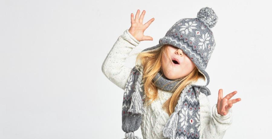 abiti inverno bambini