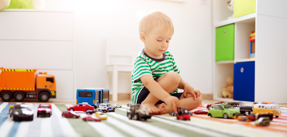 ricerca giocattoli usati